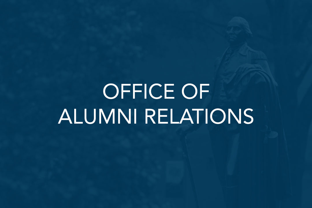Alumni Relations Staff