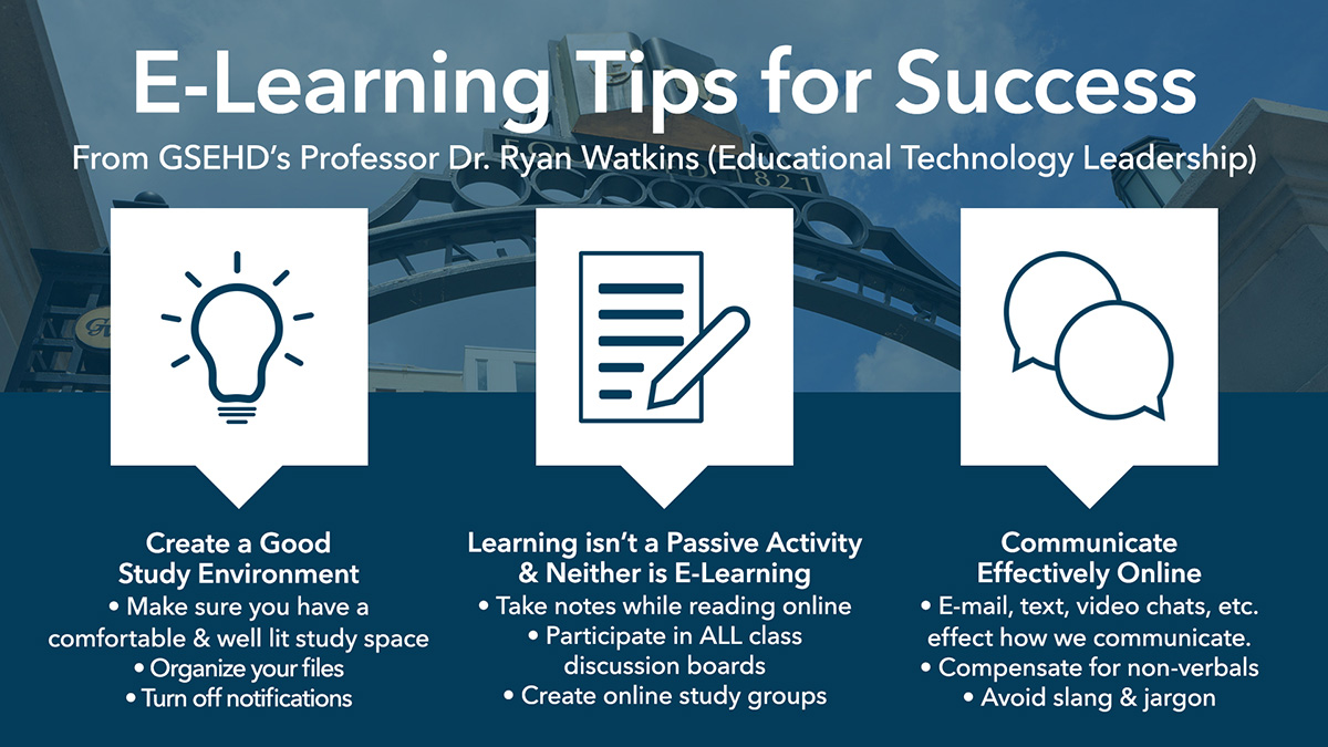 E-learning Tips