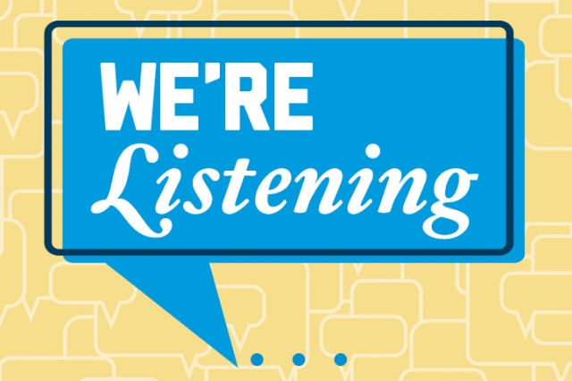 The GW Alumni Association is listening to your ideas