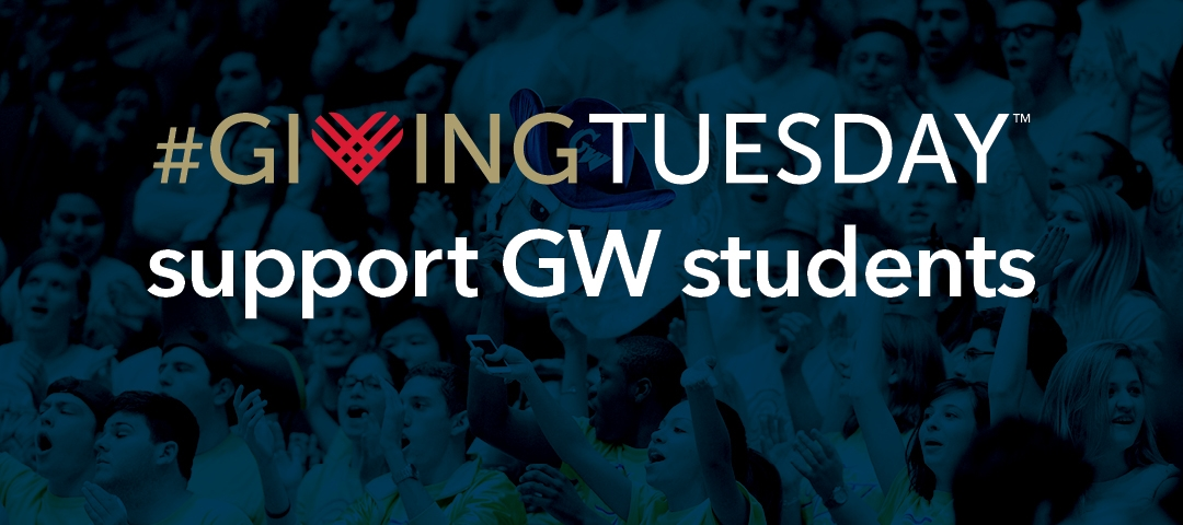 #GivingTuesday graphic