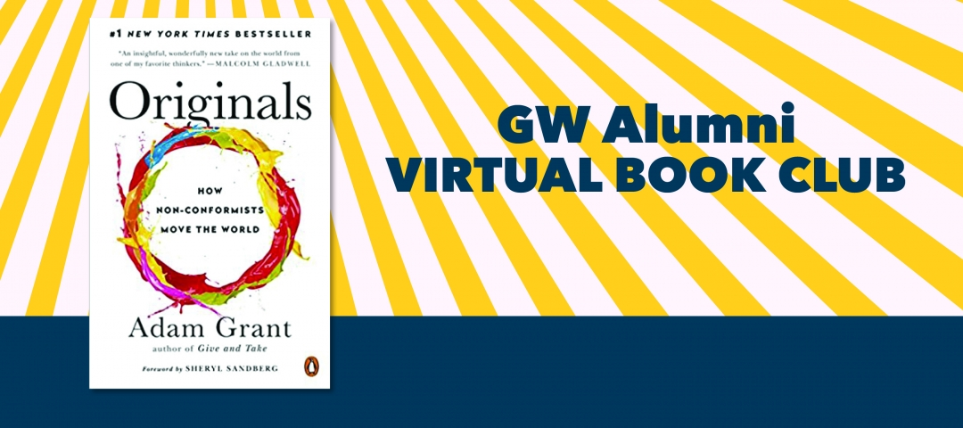 Virtual Book Club: Originals