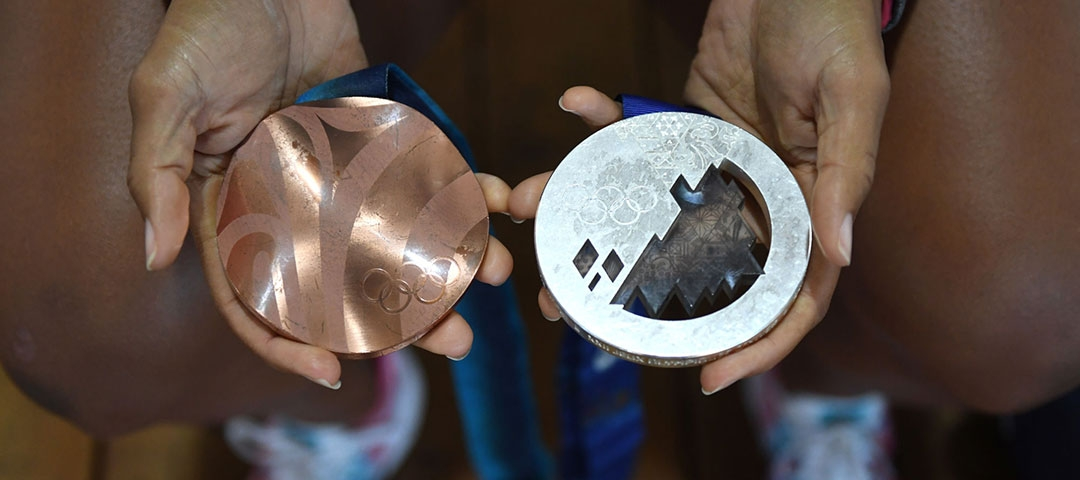 Olympic Medals won by Elana Meyers