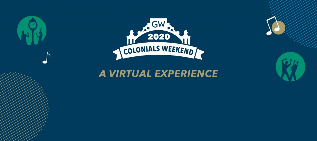 Colonials Weekend 2020: A Virtual Experience