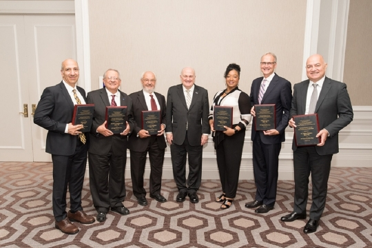 Alumni inducted into the Engineering Hall of Fame